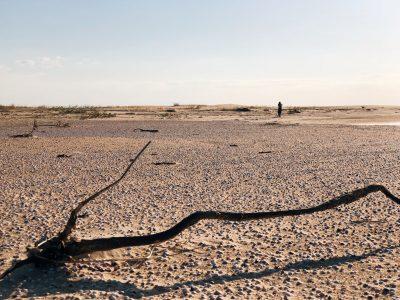Vapor do Vinho - Lago do Sobradinho (BA): o contraste do sertão com a água. Foto: Lalai Persson