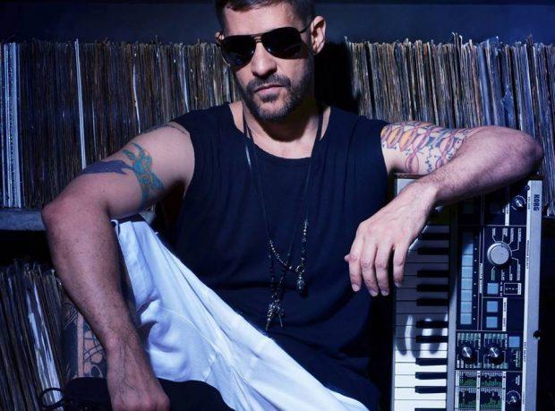 DJ Mau Mau. Foto: Gê Veloso
