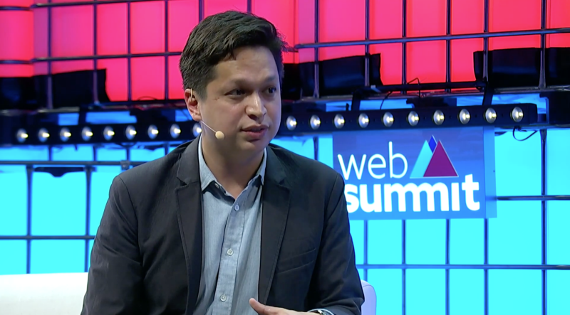 Ben Silbermann, Pinterest. Foto: WebSummit