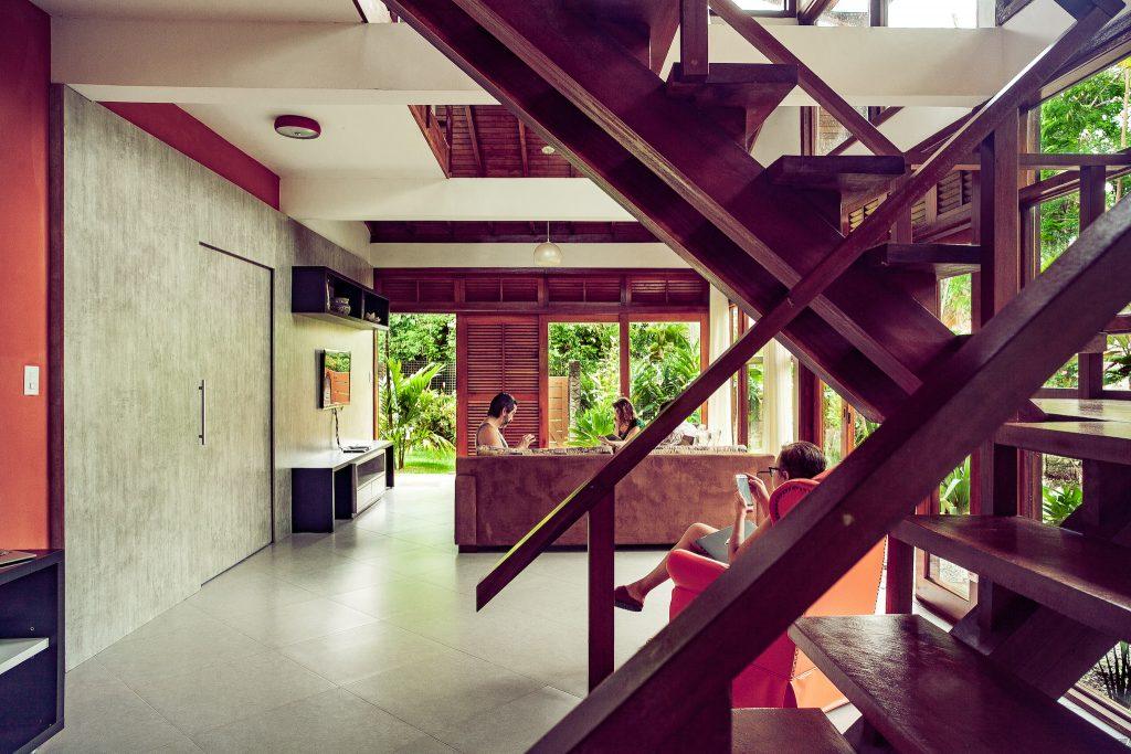 Nossa casa em Itamambuca/Ubatuba - airbnb. Foto: Ola Persson