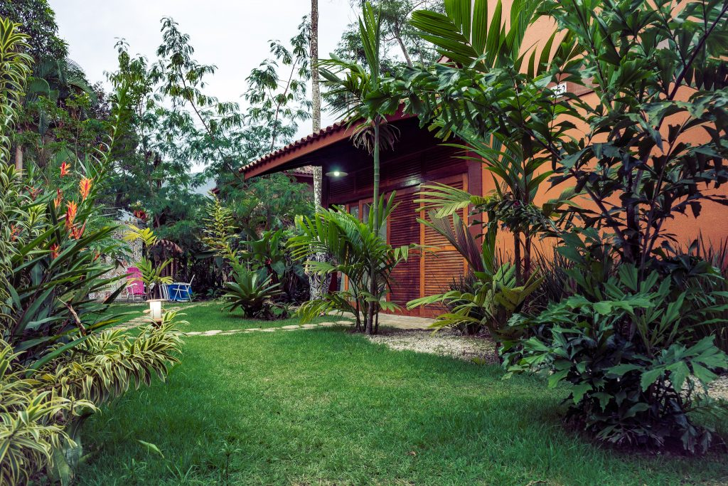 O quinta da casa em Itamambuca/Ubatuba - airbnb. Foto: Ola Persson