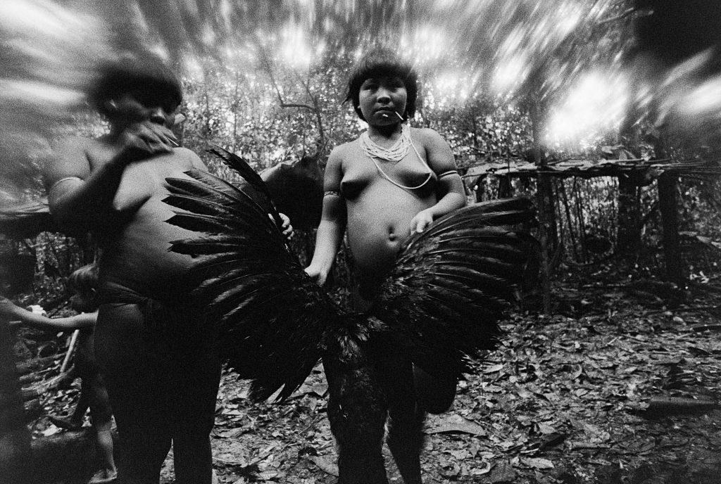 """Exposição """"Claudia Andujar: a luta Yanomami"""" no IMS Paulista. Foto: divulgação"""