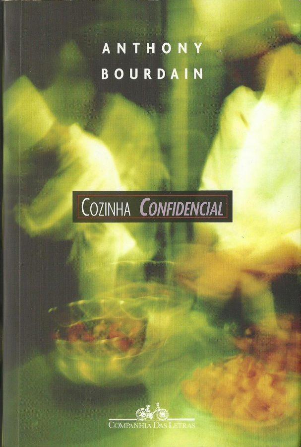 10 livros pra ler no verão: Cozinha Confidencial