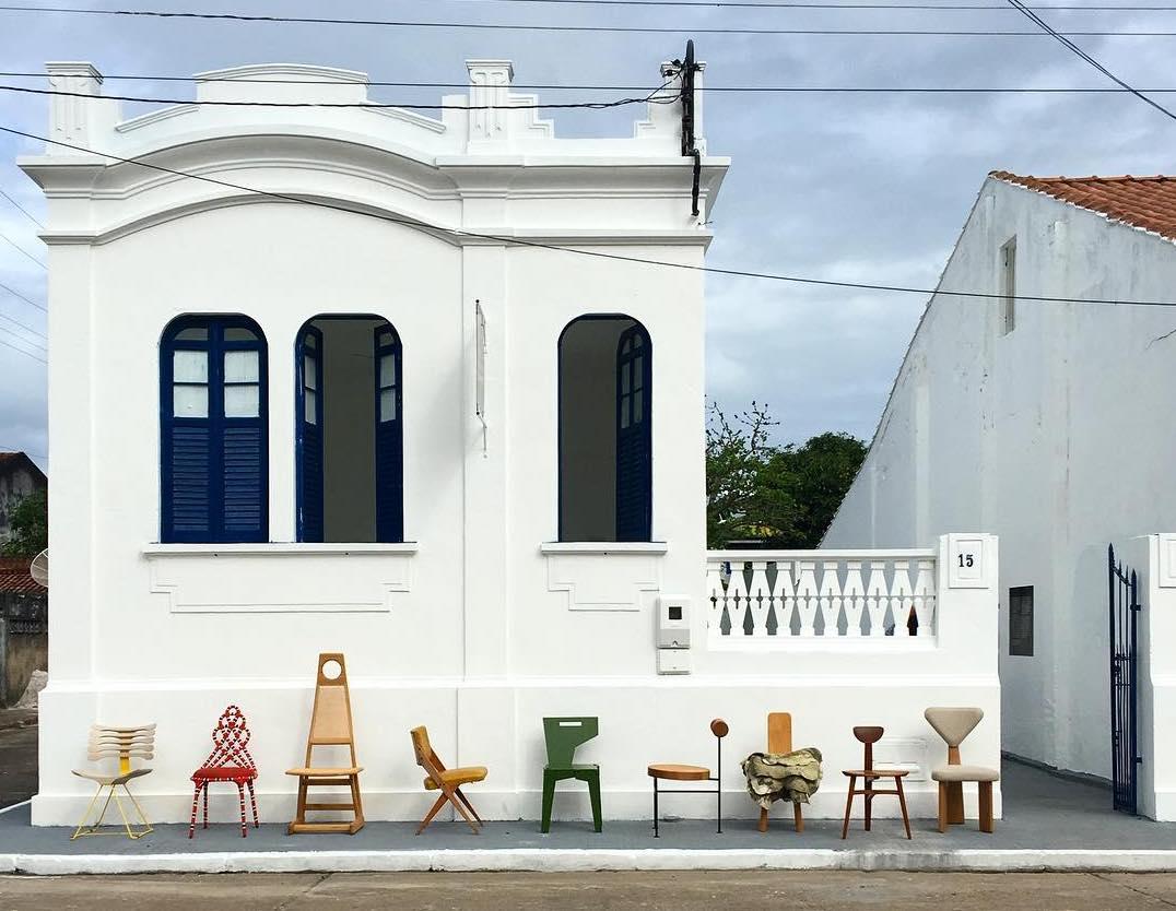 novos museus, museu das cadeiras brasileiras, belmonte