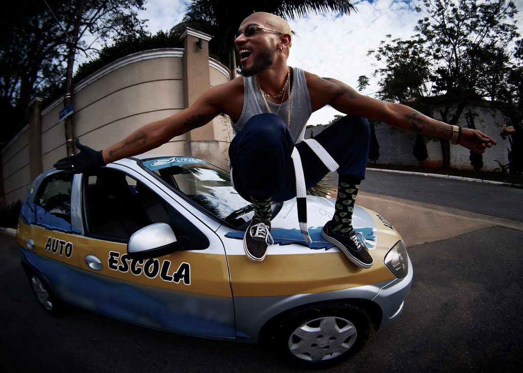 Slim Rimografia / Foto: Tiago Rocha
