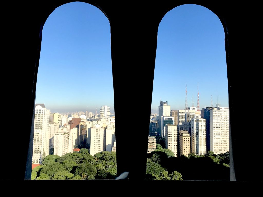 Seen São Paulo / Hotel Tivoli Moffarej / Foto: @tavapassando