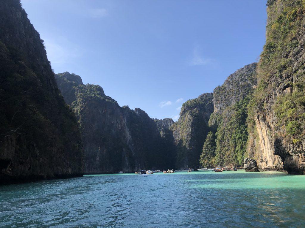 Phi Leh Lagoon