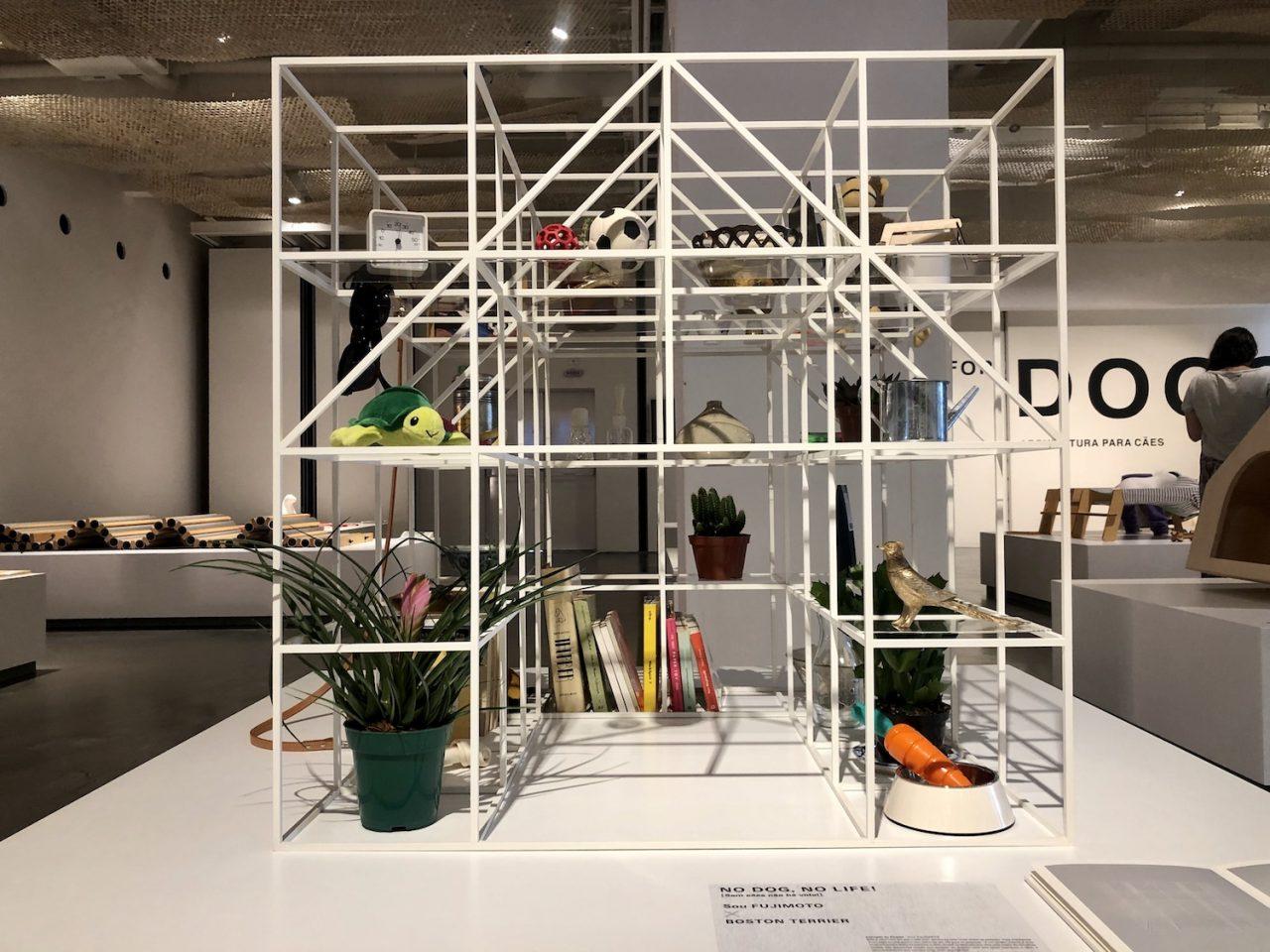 Architecture for Dogs, Arquitetura para Cães, Japan House, exposição