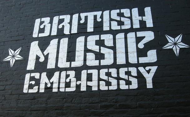 SXSW 2009 - British Music Embassy. Foto: Lisa Padilla.