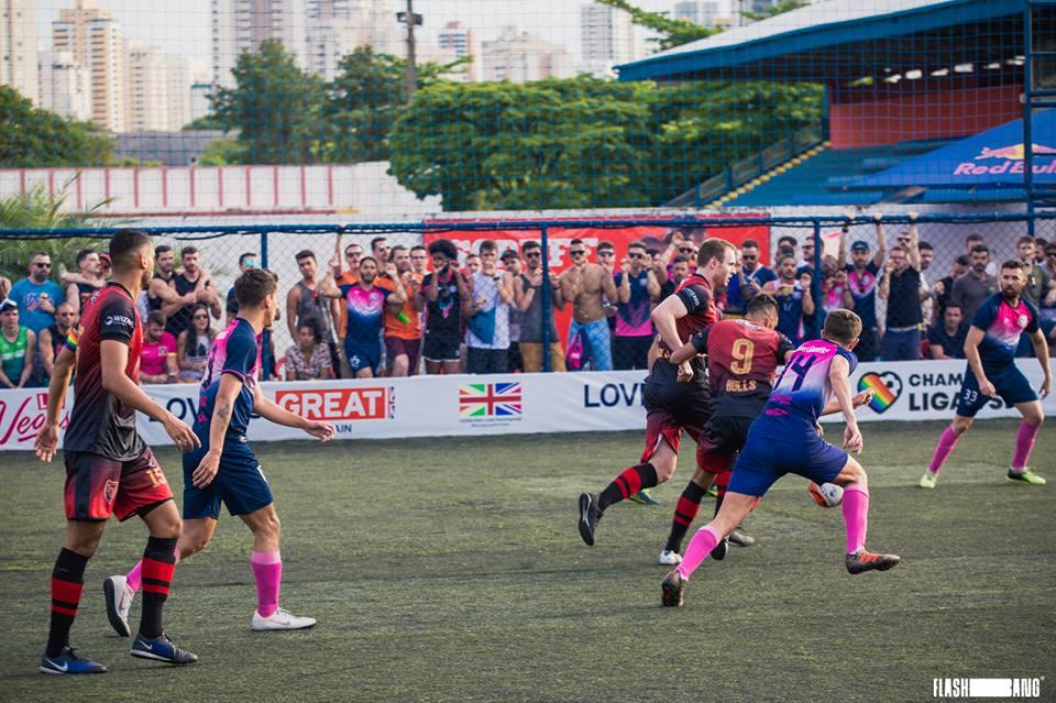 equipes gay de futebol