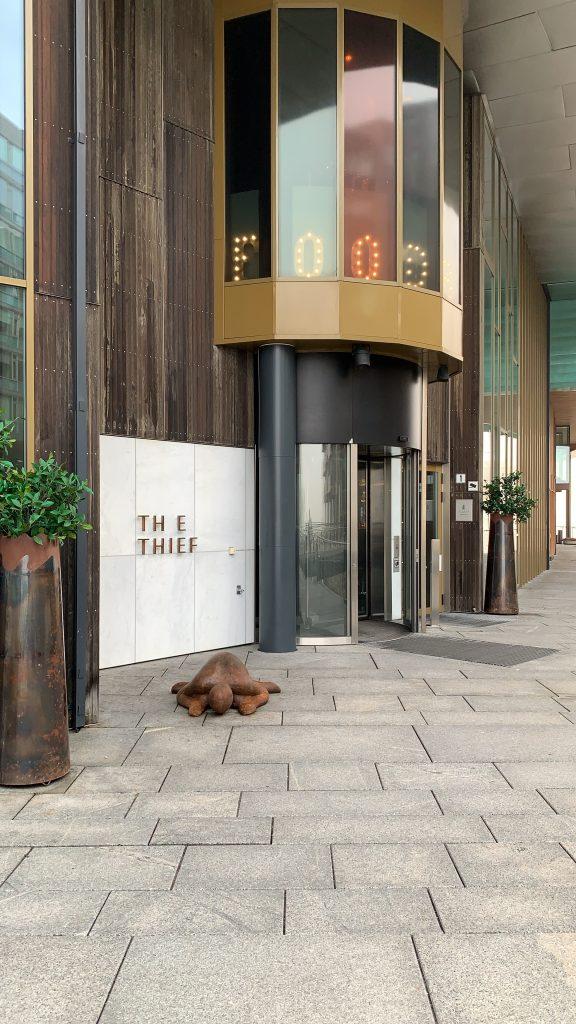 the thief, oslo, hotel design