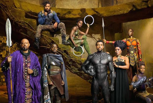 Black Panther / Foto: divulgação