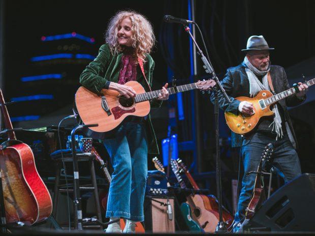 Patty Griffin no SXSW 2019. Foto: Carol Watson.