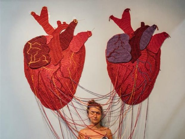 Tramas experimentais na arte têxtil / Foto: divulgação