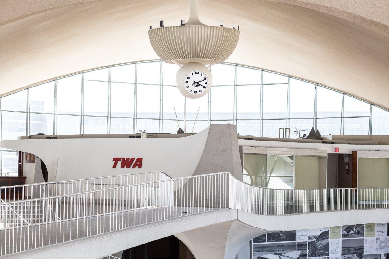 TWA Hotel, Eero Saarinen, JFK, aeroporto