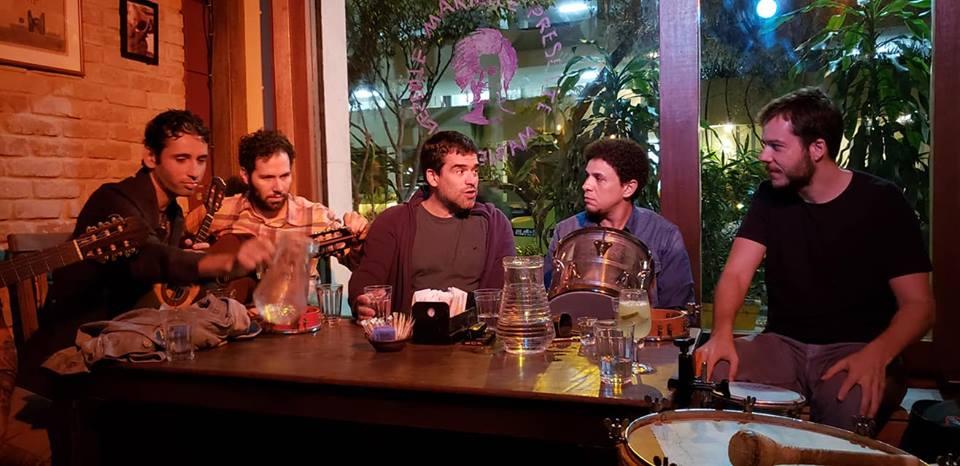 Lugares pra ouvir música ao vivo no Rio - Samba da Gávea. Foto: Marina Ivo