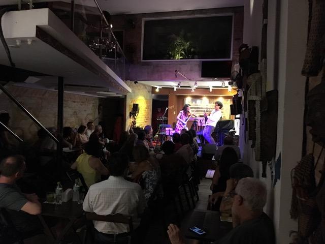 Lugares pra ouvir música ao vivo no Rio - Triboz. Foto: divulgação