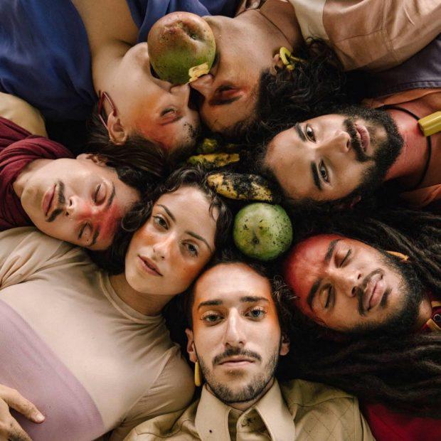 Banda Abacaxepa. Foto: Flora Negri