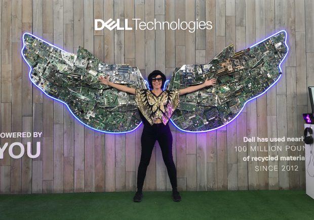 A Lalai na ativação mais instagramável da Dell Experience