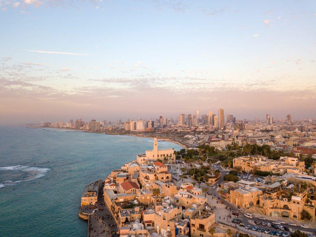 Jaffa e Tel Aviv. Foto: Shai Pal / Unsplash