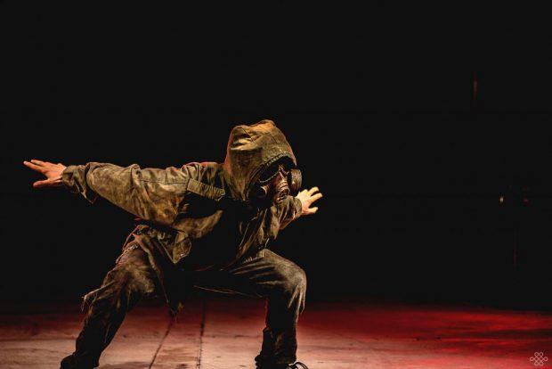 Espetáculo Sinestesia, Iron Skulls Co. Foto: Alvaro S / divulgação