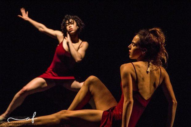 Espetáculo Atemporal, Raça Cia. de Dança. Foto: divulgação