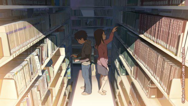 Anime 5 centímetros por segunda na programação especial da Fiesp
