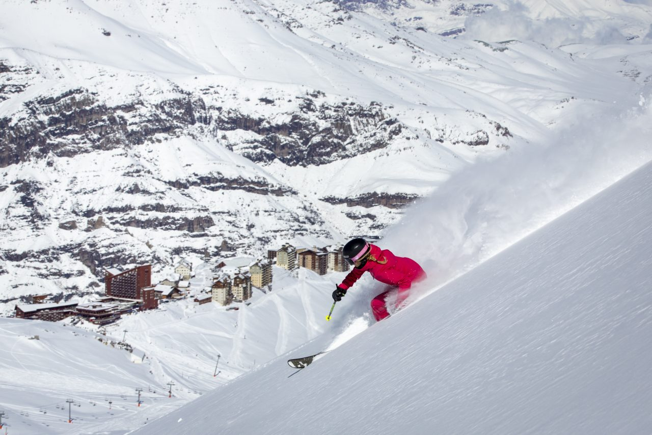 valle nevado, temporada 2019, chile
