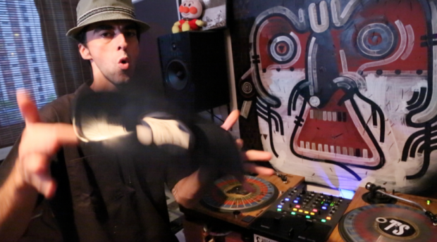 DJ Nuts / Foto: MusicNonStop (UOL)