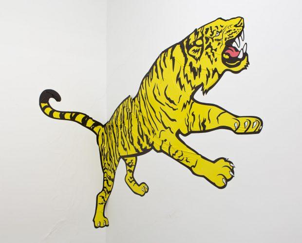 João Loureiro O Tigre Errado / Foto: Guilherme Sorbello
