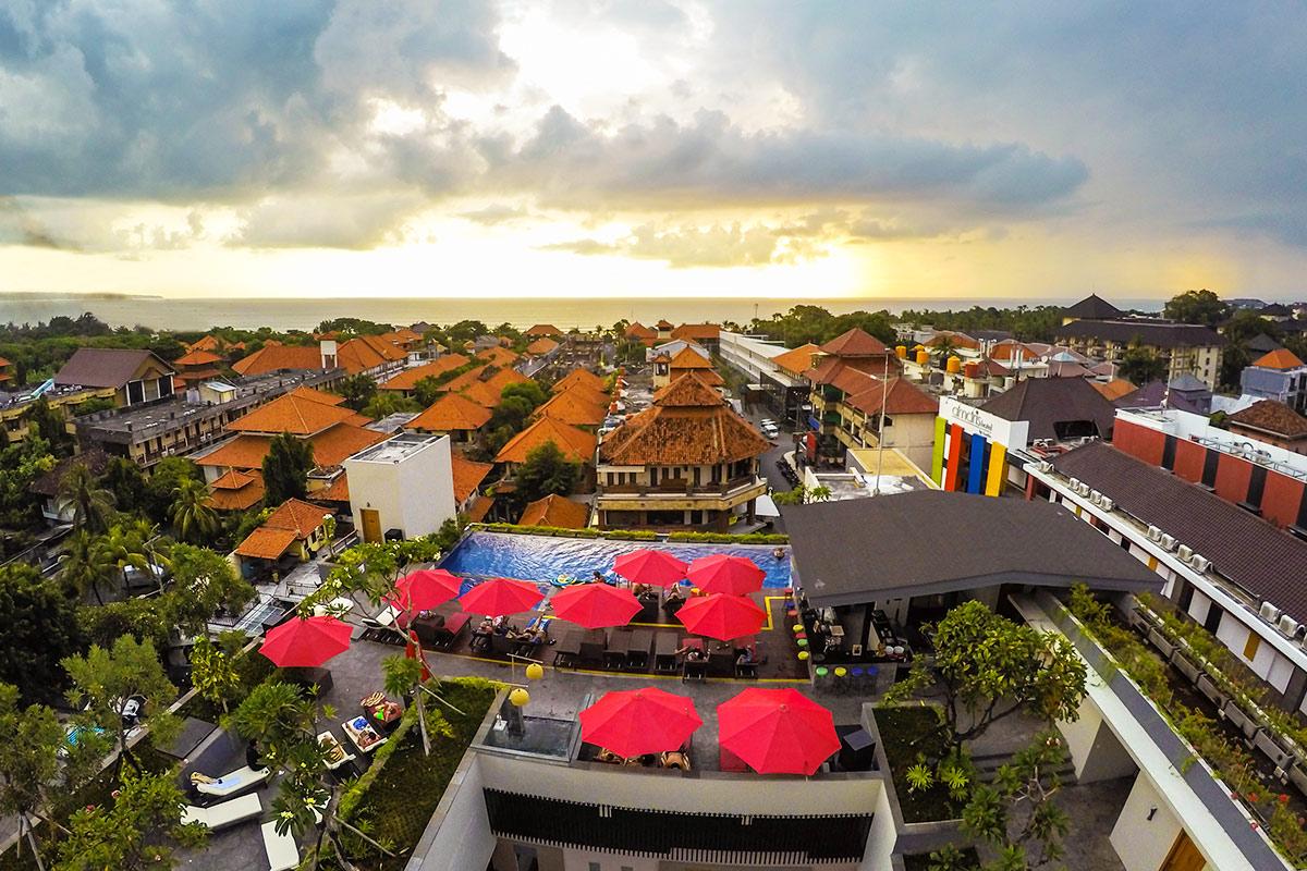 Swiss-Belinn Hotel Bali Legian