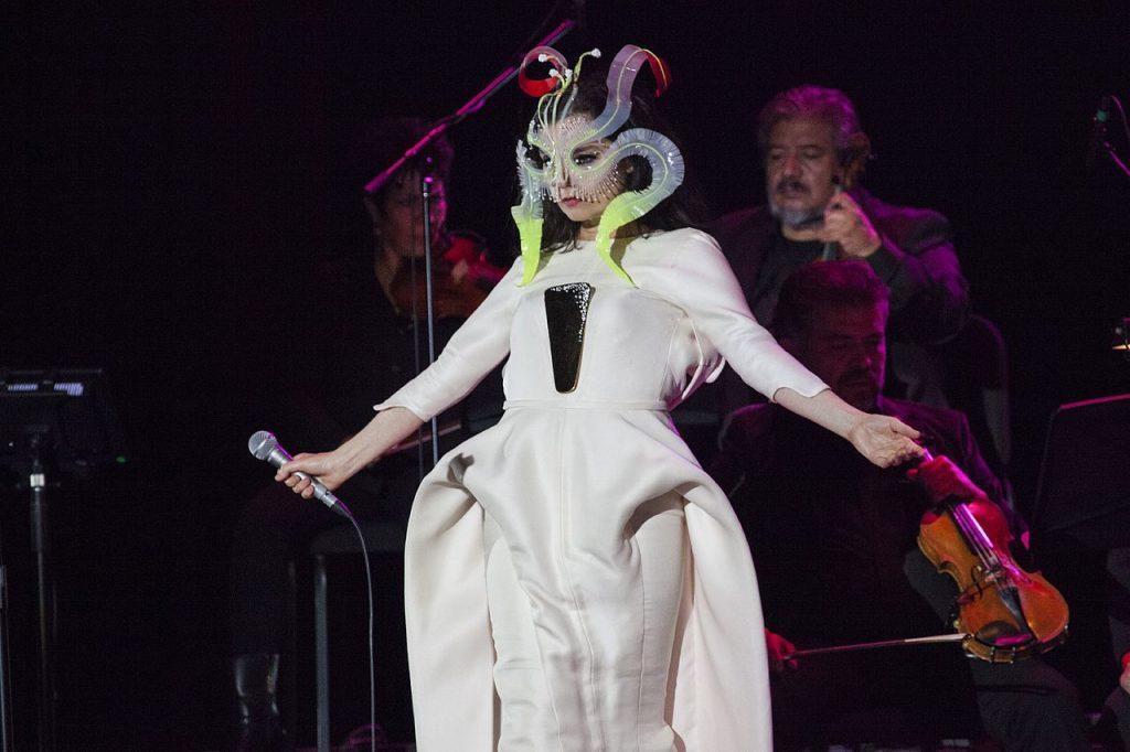 Björk é tema de curso de férias no MIS-SP. Foto: Felipe Santiago / Wikimedia