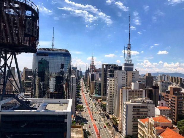 Sesc Avenida Paulista / Foto: @tavapassando