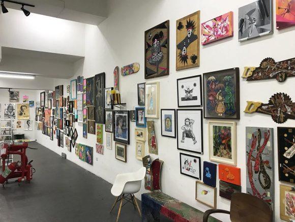 Galeria Crua / Foto: divulgação