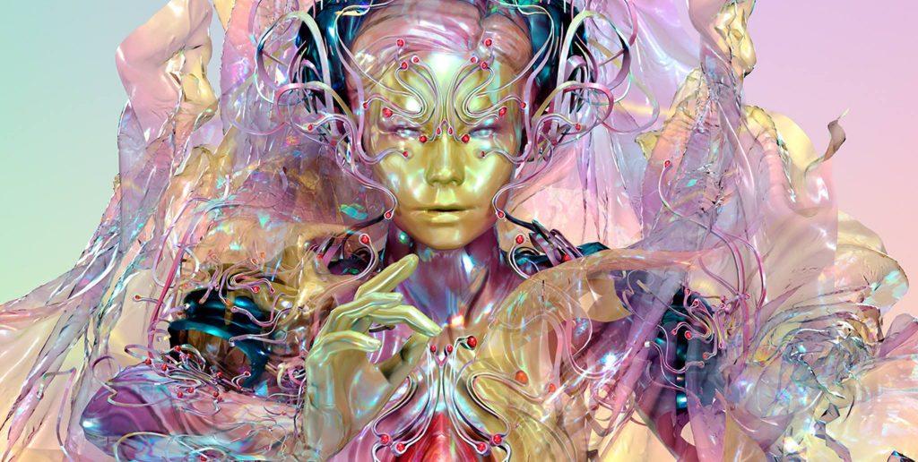 Björk Digital Brasil / Foto: divulgação