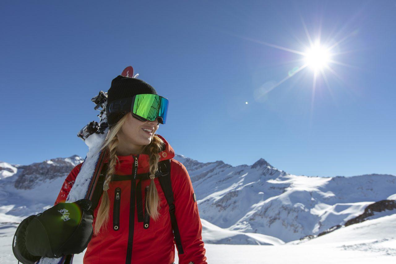viagem de esqui, férias na neve, Valle Nevado