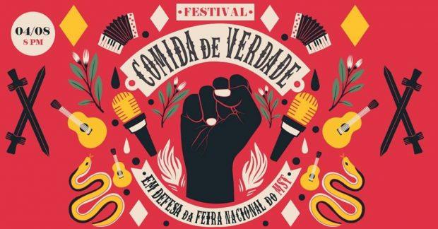 Festival Comida de Verdade / Foto: divulgação