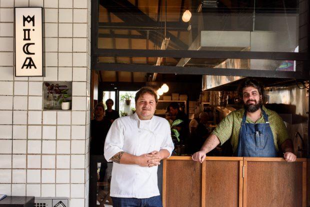 Onde os chefs comem / João Gertel e Caio Alciati