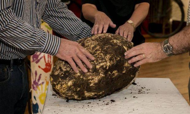 Comidas com milhares de anos, manteiga medieval