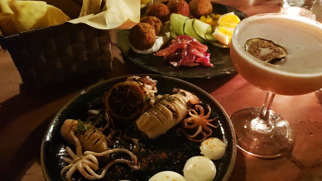 Restaurante Filó, culinária mediterrânea, Pinheiros