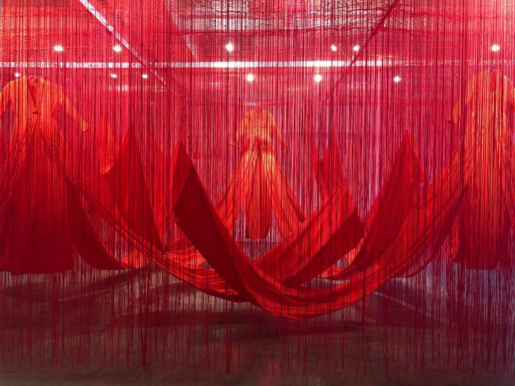 Chiharu Shiota, Japan House, Exposições de Arte em São Paulo