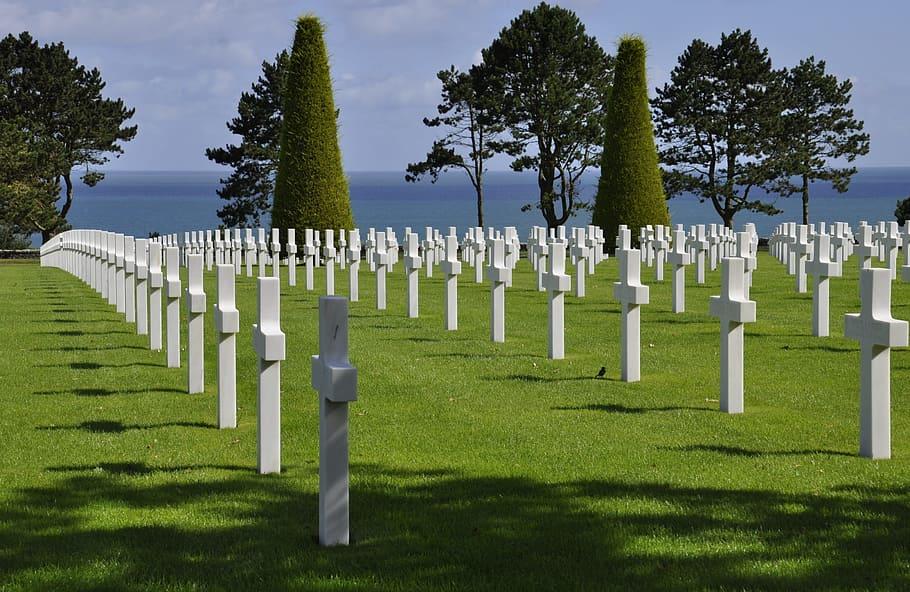 Omaha Beach, Segunda Guerra Mundial, Normandia, França