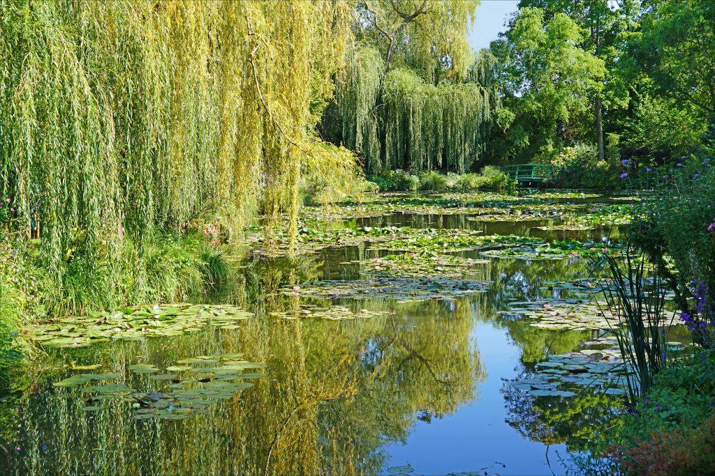 Jardins de Giverny, Claude Monet, Normandia, França