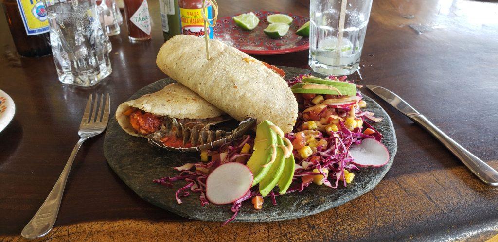 Restaurante Tzamaika, Imanta, México