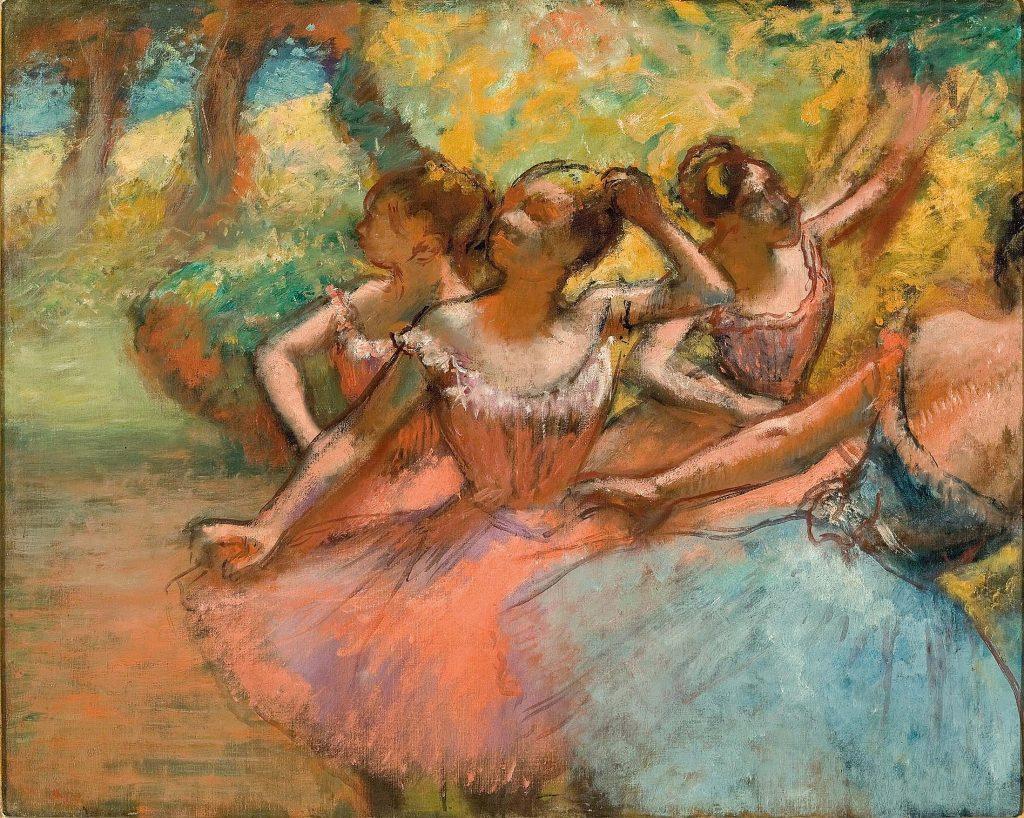 Edgar Degas, Masp, exposições em São Paulo em 2020
