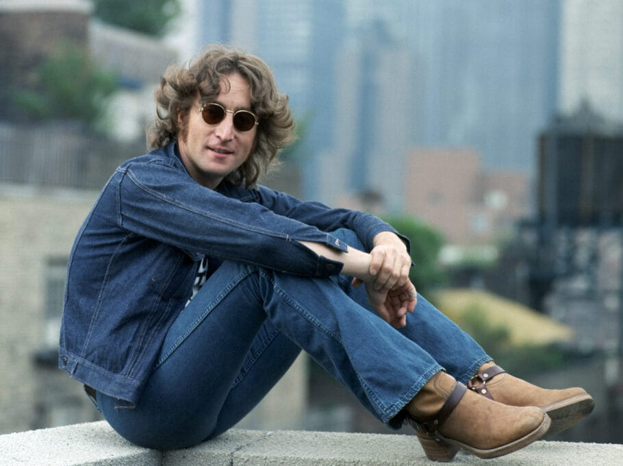John Lennon, Bob Gruen, MIS