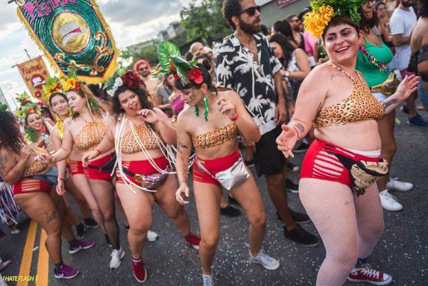 Carnaval de rua São Paulo 2020, Pilantragi