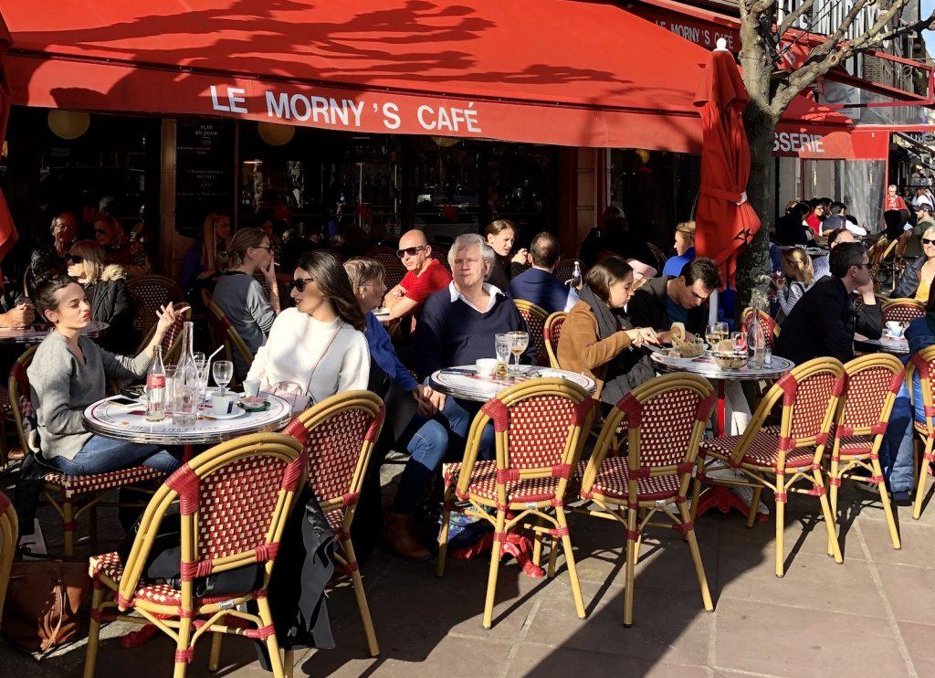 Place de Morny, o que fazer em Deauville, França