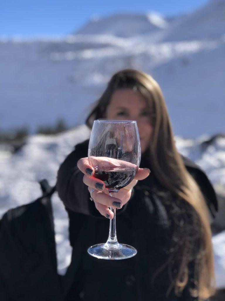 Vinho, Chile, Cajón del Maipo