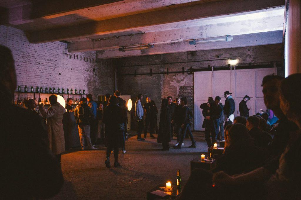 Berlim, música experimental, música espacial